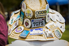 TGFS Hat with Pins