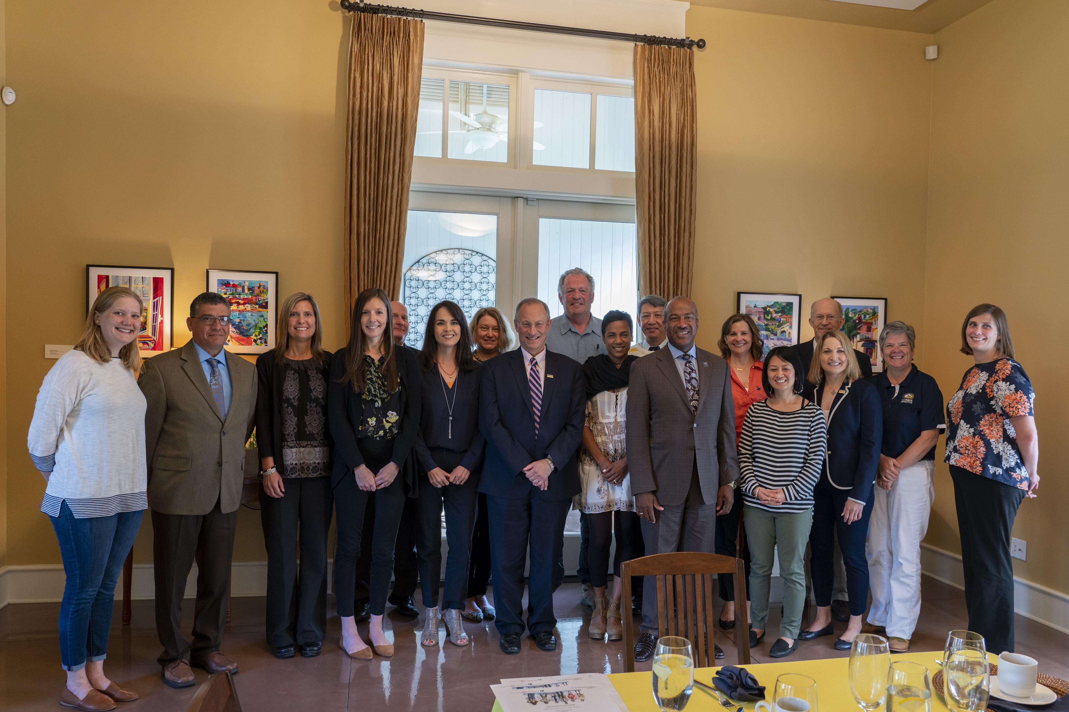 Breakfast with the Chancellor- April 2018