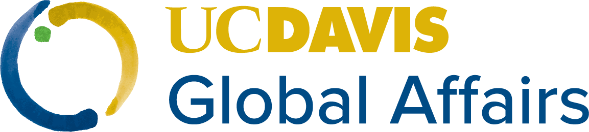 UC Davis Global Affairs Logo