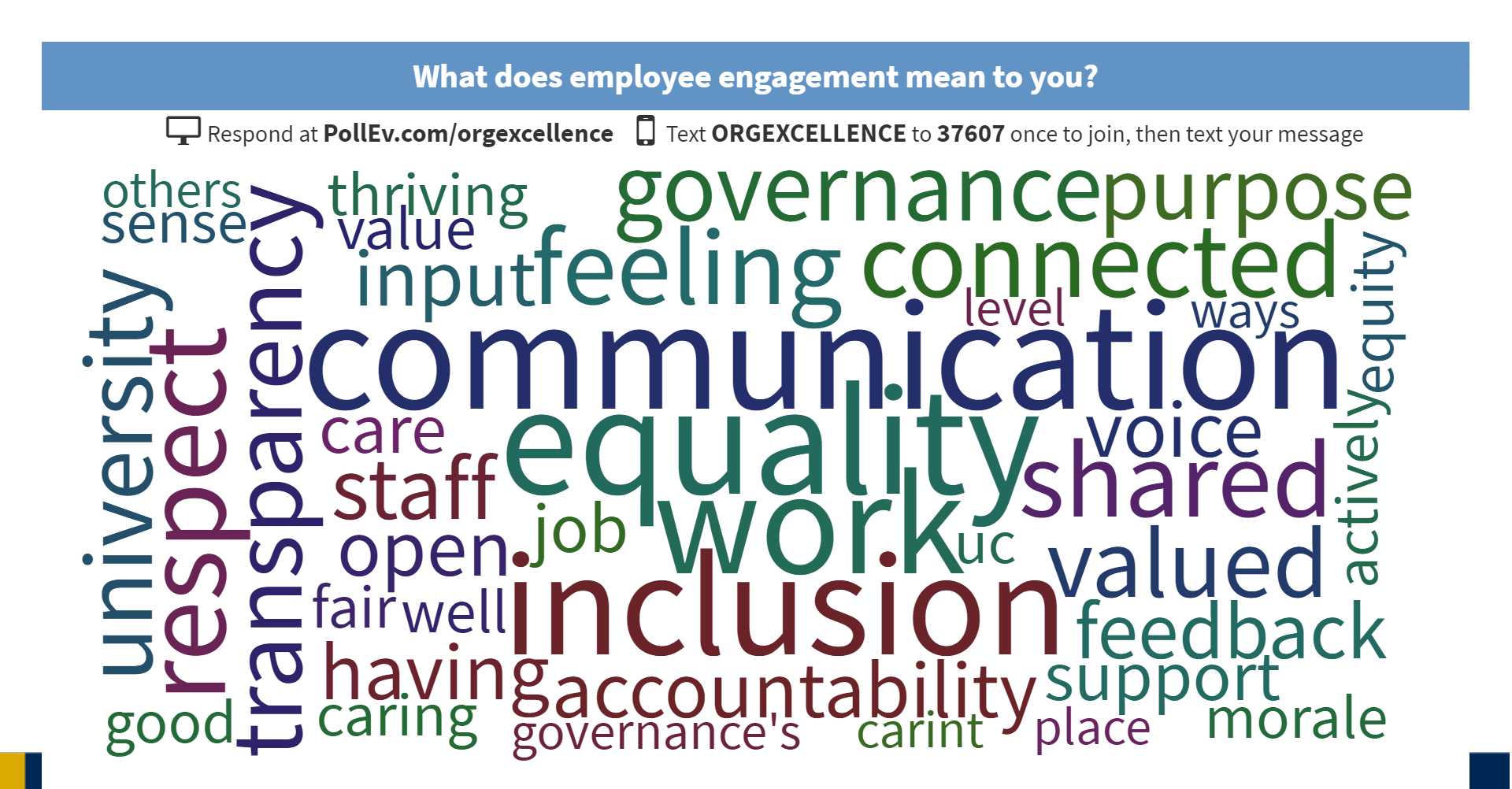 Engagement Word Cloud